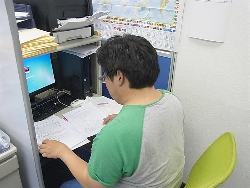 パソコン関係作業(その他)のイメージ写真