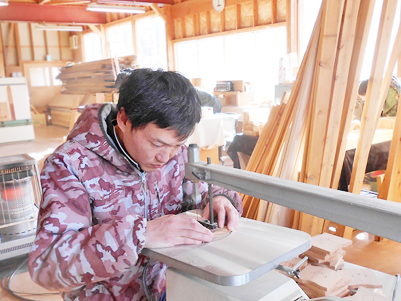 木工のイメージ写真