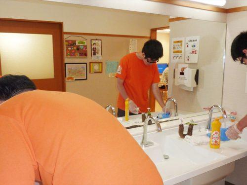 写真:清掃作業5