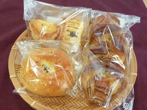 写真:菓子パン