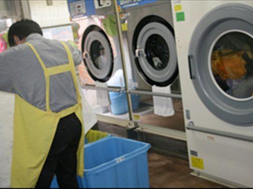 写真:洗濯の様子1