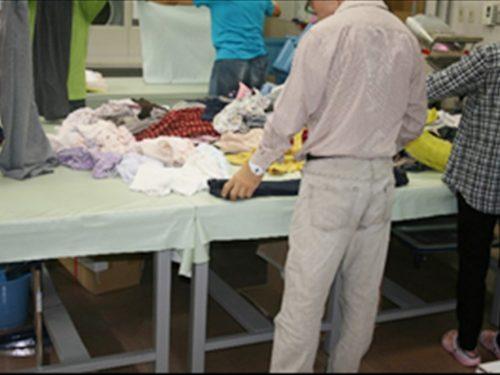 写真:洗濯の様子2